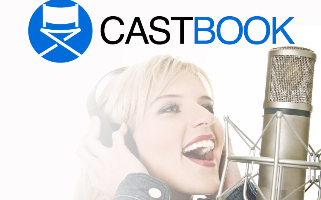 Castbook Launches a New Website with a New Look!