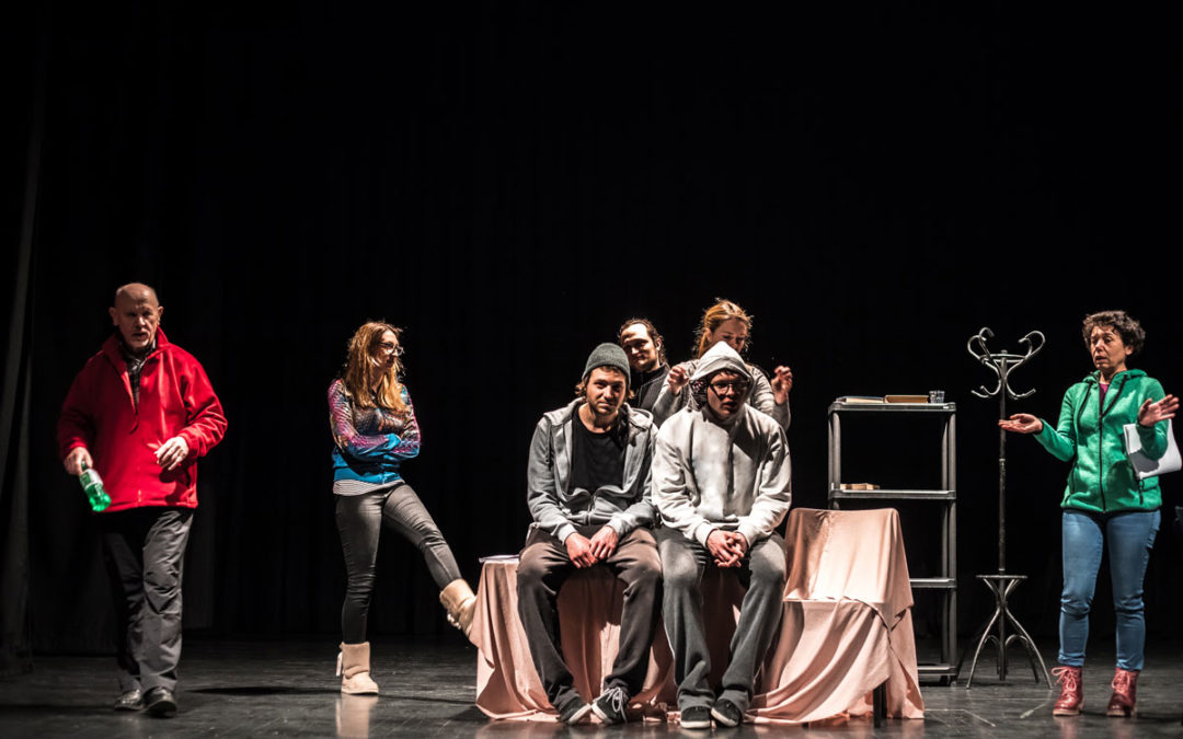 Stage Etiquette Before the Show – Being an Entertainment Professional